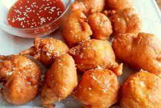 Kurczak Smażony w Cieście Kulki Pretzel Bites, Ale, Bread, Ethnic Recipes, Food, Eten, Ales, Bakeries, Meals