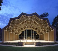 Central Park Bandshell  Red Wing, Minnesota, USA