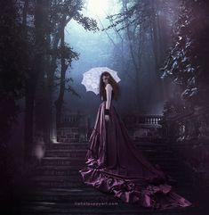 Fairytale by Phatpuppyart-Studios.deviantart.com on @DeviantArt