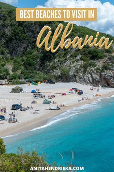 There's no doubt that Albania is a hidden gem in Europe, many people don't even know it exists!This is why I created the best Albania travel guide to the Albania beach destinations along the Albanian Riviera which includes Ksamil, Saranda, Vlore, Dhermi and more! Get to know some of the best places to visit in albania, things to do in albania, albania food recommendations and albania travel tips. Albania is a top balkan destination and best Europe vacation spot for the European summer! Albania Beach, Visit Albania, Albania Travel, Europe Travel Outfits, Europe Travel Guide, Best Beaches To Visit, Cool Places To Visit, Travel Expert, Travel Tips