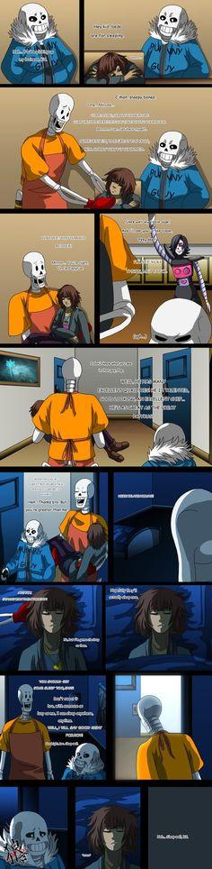 ::Nightmaretale - pg 41:: by xxMileikaIvanaxx on DeviantArt