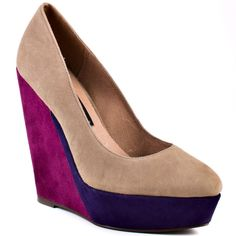Cathi - Taupe Multi by Steven by Steve Madden