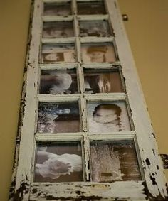 this is exactly why I saved my old windows while remodeling.