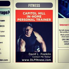 David L. Franklin Capitol Hill Personal Trainer Thanks for sharing http://ift.tt/21CeoNl #DCInHomeTrainer #capitolhill #washingtondc #personaltrainer #classified #fitness #fit #fitfam #fitspo #fitnessjourney