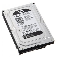 WD DT Black Series 1TB Serial ATA III: Serial ATA 6Gbps With 64MB Cache, 7200RPM -5 Year Warranty