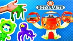 The Octonauts Sea Slimed Octopod Playset Episode With Captain Barnacles And Fun Slime with The Toy Bunker. This slime toy has all kinds of fun things for the Octonauts to enjoy like a slime launcher and a fun escape hatch! The set includes the Octopod Captain Barnacles an Octopus and of course the slime!  Watch for our next #Octonauts video coming soon featuring the Fisher-Price Octonauts Remote Control Gup-K!  The Toy Bunker is a toy review channel featuring fun kids toys like Transformers…