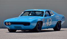 Nascar Race Cars, Old Race Cars, Plymouth Superbird, Plymouth Fury, Richard Petty, King Richard, Thing 1, Road Runner, Ridge Runner