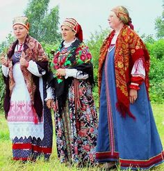 i love historical clothing: klederdracht rusland