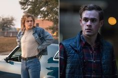 Dacre Montgomery. - Este chico que interpreta a Billy, también fue el Power Ranger rojo en la nueva versión del 2017, además es originario de Perth, Australia, por lo que tiene que perfeccionar su acento americano para la serie.