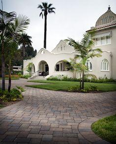 Image result for hacienda driveway
