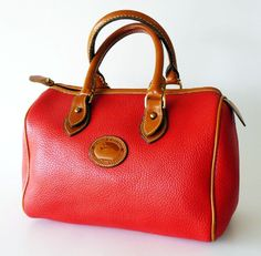 Red Dooney and Bourke bag?? Want want want : )
