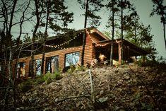 Broken Bow Cabin Rental: 4 BR Mountain Cabin Getaway With Beautiful Views
