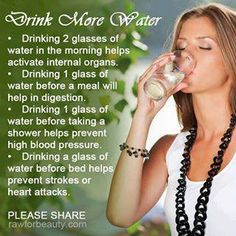Drink More Water:  http://backs2lifemassage.blogspot.com/2015/03/drink-more-water.html.  Get your Skinny Fiber here>>http://ronnichurch.SBC90.com.