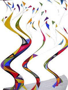 ARTES, DESARTES E DESASTRES CONTEMPORÂNEOS.: Maio de 2011 Dançando na passarela Técn. mista: acrílica, hidrocor, nanquim e interf. digital sobre papel
