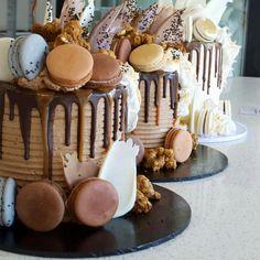 Yummy drip cakes