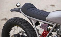 Honda XR 600 CRD#19 ¨Apolo¨ / Encargos de otros clientes / motos / Home - Cafe Racer Dreams