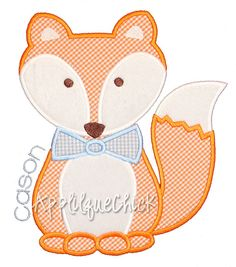 Hey, I found this really awesome Etsy listing at https://www.etsy.com/listing/157281756/fox-boy-applique-design