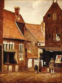 Jacobus Vrel - image routière
