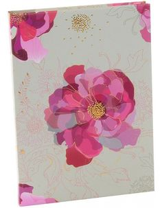notebook A5 Morning Rose Turnowsky