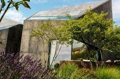 Moderne Gartengestaltung - Parc's Gartengestaltung / #landscape #architecture #weed #lavandula