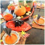 Featuring You ~ Make an Easy Clean Thanksgiving Table