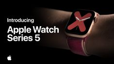 New Always-On Retina display. Introducing Apple Watch Series This watch tells time.