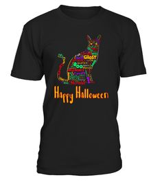 "# Happy Halloween! Cat fill with Halloween words Shirt .  Special Offer, not available in shops      Comes in a variety of styles and colours      Buy yours now before it is too late!      Secured payment via Visa / Mastercard / Amex / PayPal      How to place an order            Choose the model from the drop-down menu      Click on ""Buy it now""      Choose the size and the quantity      Add your delivery address and bank details      And that's it!      Tags: Happy Halloween! Great for…"