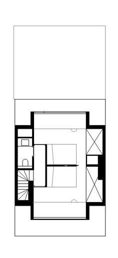 STAM architecten — Woning GOOS Floor Plans, How To Plan, Arquitetura, Home, Floor Plan Drawing, House Floor Plans