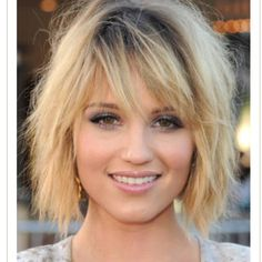 Messy bob....love this style!