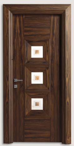New Design Porte Flush Door Design, Single Door Design, Single Floor House Design, Wall Panel Design, Wooden Main Door Design, Bedroom Door Design, Door Design Interior, Bedroom Doors, Modern Wooden Doors