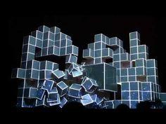 Amon Tobin -- a DJ who is bringing his stunning 3-D light show to Coachella