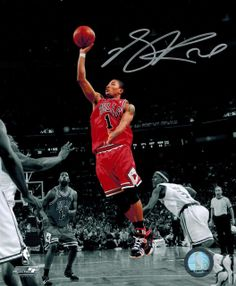 AAA Sports Memorabilia LLC - Derrick Rose Signed Chicago Bulls Red Jersey Action 8x10 Photo, #derrickrose #chicagobulls #autographed #nba #nbacollectibles #sportsmemorabilia #sportscollectibles $224.99 (http://www.aaasportsmemorabilia.com/nba/derrick-rose-signed-chicago-bulls-red-jersey-action-8x10-photo/)