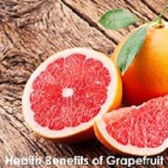 The #grapefruit was bred in the 18th century as a cross between a pomelo and an orange. It was given the name grapefruit due to growing in clusters, similar to #grapes. Liver Healthy Foods, Healthy Work Snacks, Healthy Appetizers, Healthy Life, Healthy Recipes, Health Benefits Of Grapefruit, Grapefruit Diet, Weight Loss Diet Plan, Lose Weight
