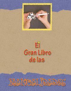 El Gran libro de las Manualidades. Recurso de aprendizaje gratuito, para descargar