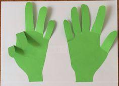 Jeu de mains, jeu de ....... maths ^^ - Trousse et cartable