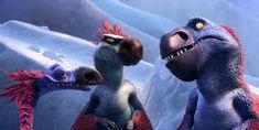 Bildergebnis für ice age collision course characters