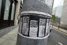 Dublin Digital Classics. A part of a street campaign by Dublin City Council to get the young generation interested in reading.