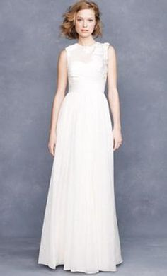 J. Crew Violette Gown - 93187: buy this dress for a fraction of the salon price on PreOwnedWeddingDresses.com