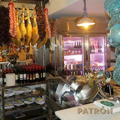 GastroBar & Charcutería Patrón. www.patron-restaurant.com