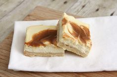 Salted Caramel Cheesecake Bars Recipe on Yummly