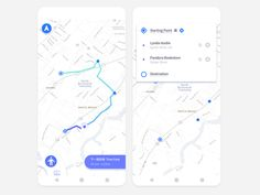在使用现在的地图app时,我经常会遇到一个问题。就是如果一天的行程中目的地很多,每次导航的时候总要输入当前位置和下一个位置,让我感到非常麻烦。所以我在目前地图类app基础上设计此地图导航概念UI。 概括下来功能: 多目的地(不会因为交通工具更改而限制路经目的地的数量)以最短路程实现日程安排。