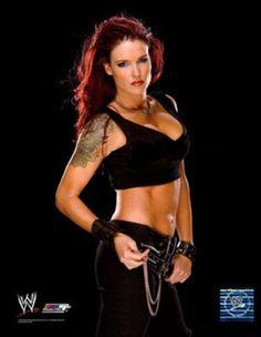 Another favorite Diva. Lita.