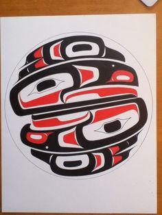 Tlingit tribal art