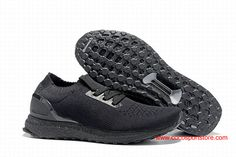 6570a0f9416a 2016 Adidas Ultra Boost Uncaged All Black Classic Running Shoes For Women  Cheap Sale With Original Quality