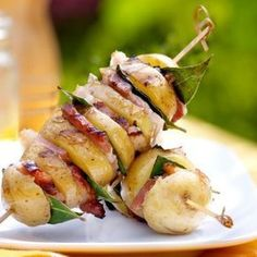 BBQ Ideas for Fathers day:Toppertje voor bij een barbecue Barbecue Recipes, Grilling Recipes, Cooking Recipes, Cobb Bbq, Summer Bbq, Summer Recipes, Food Inspiration, Love Food, Foodies