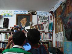 Projekty zamerané na zvyšovanie pochopenia transformačných procesov medzi mladými Kubáncami Cuba, On The Issues, Human Rights, Prison, Public, Teacher, Activities, Education, Books