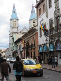 Expat Perspective on Cuenca Ecuador