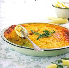 'n Mielietert is darem 'n wonderlike ding! Dit is maklik, vinnig, en almal hou daarvan. Braai Recipes, Corn Recipes, Cooking Recipes, What's Cooking, South African Recipes, Ethnic Recipes, What To Cook, One Pot Meals, Freezer Meals