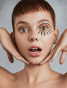 Eye Makeup Art, Makeup Inspo, Makeup Inspiration, Beauty Makeup, Hair Makeup, Movie Makeup, Makeup Eyes, Beauty Photography, Fashion Photography