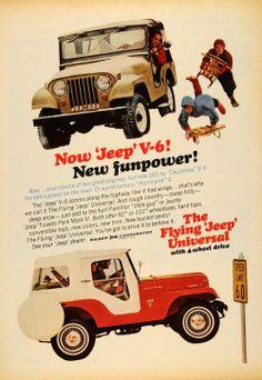 1965 Ad Kaiser Jeep Corp Tuxedo Park Mark IV Automobile - ORIGINAL ADVERTISING | eBay